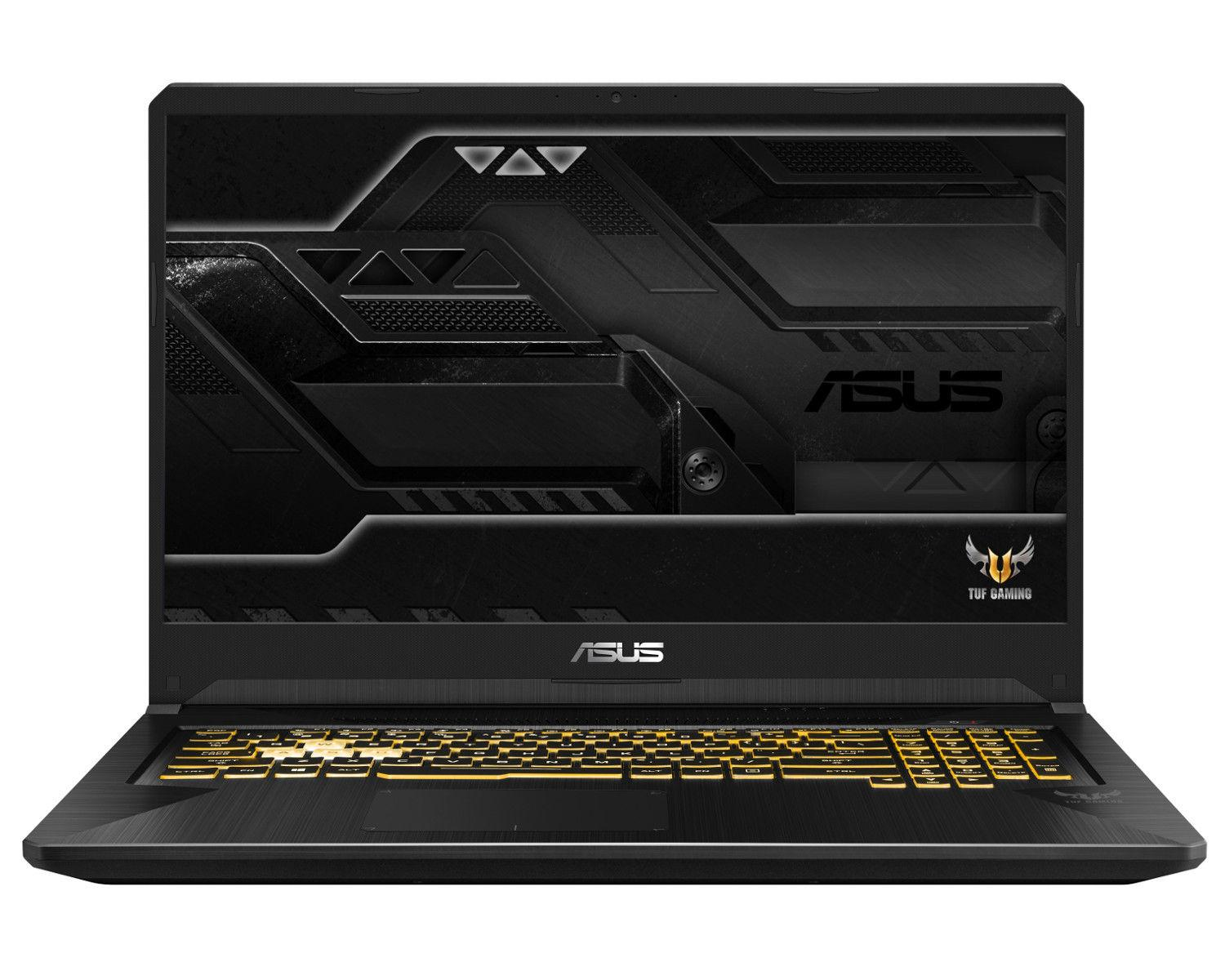 Ordinateur portable Asus TUF 765GM-EV149T Noir/Gold - GTX 1060 144 Hz - photo 3