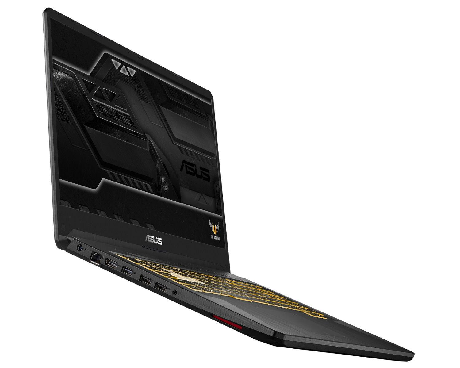 Ordinateur portable Asus TUF 765GM-EV149T Noir/Gold - GTX 1060 144 Hz - photo 4