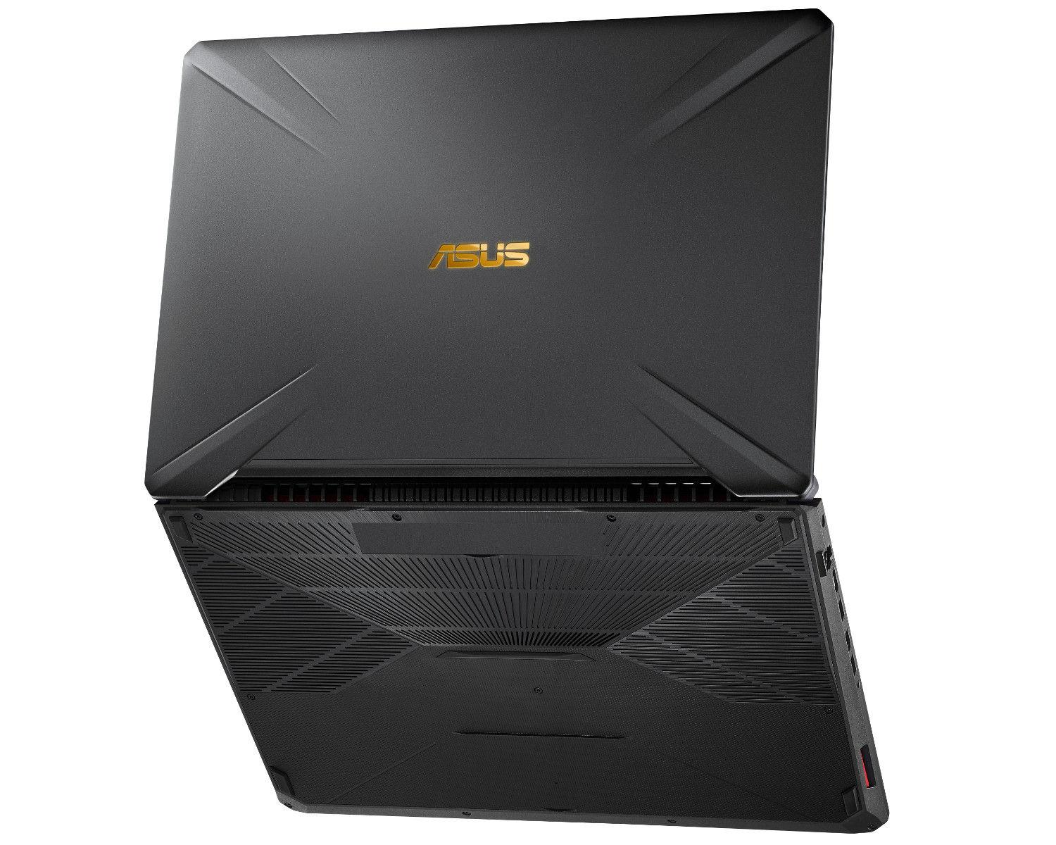 Ordinateur portable Asus TUF 765GM-EV149T Noir/Gold - GTX 1060 144 Hz - photo 5