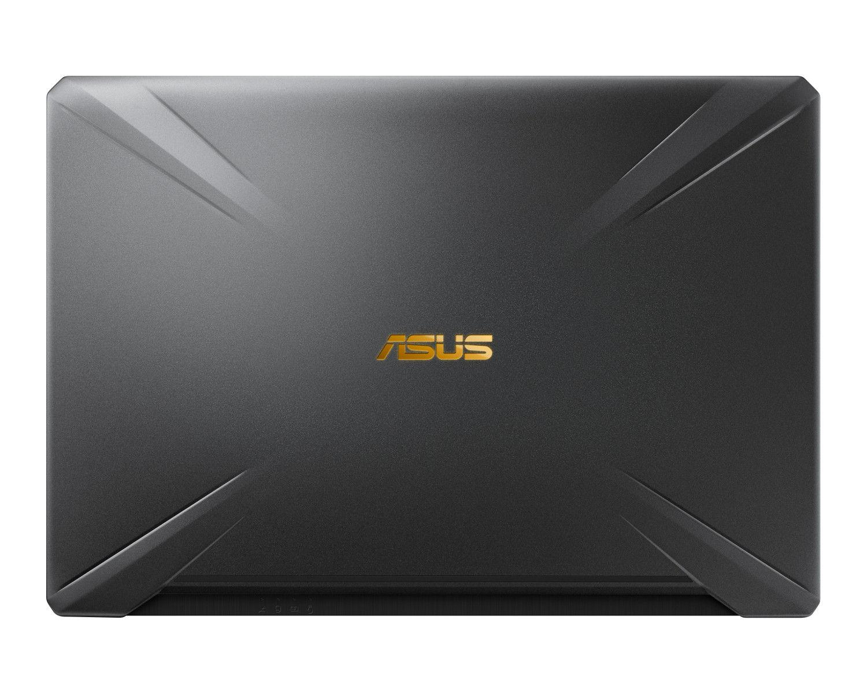 Ordinateur portable Asus TUF 765DT-H7156T Noir/Gold - GTX 1650, 120Hz, Ryzen 7 - photo 8