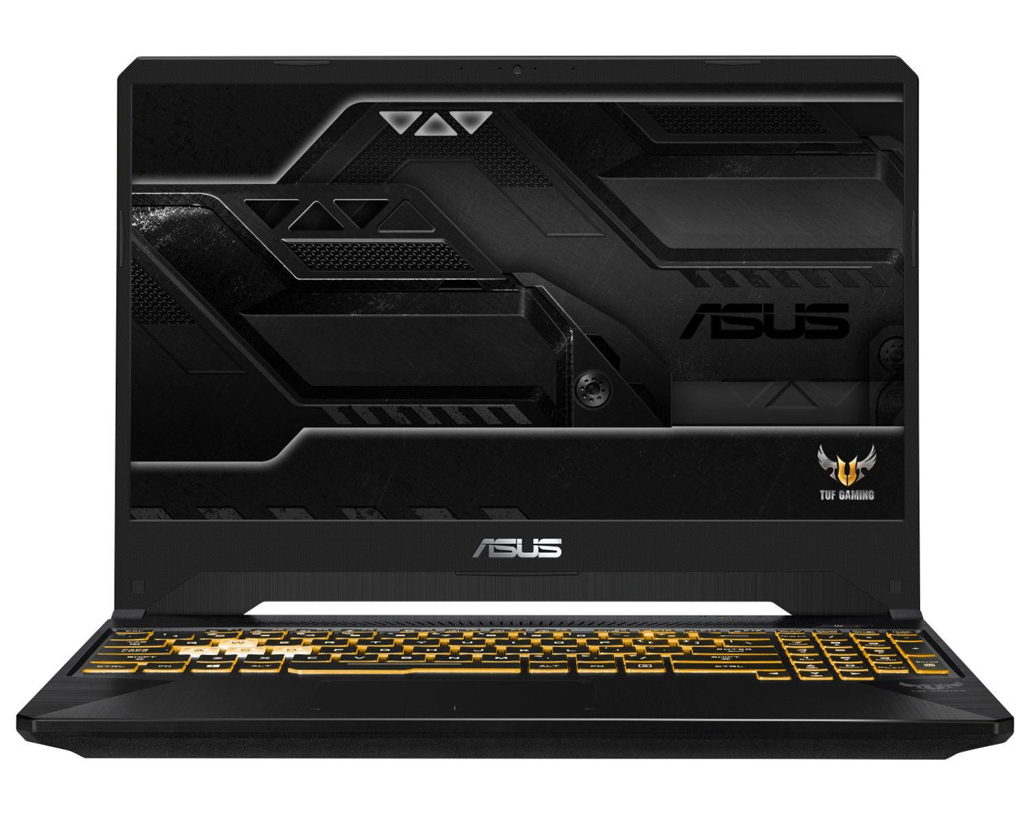Ordinateur portable Asus TUF 565GE-AL352 Noir/Gold - IPS 120Hz, GTX 1050 Ti, Sans Windows - photo 2