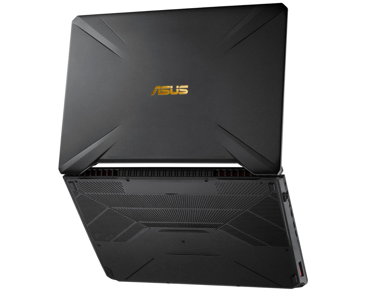 Ordinateur portable Asus TUF 565GE-AL352 Noir/Gold - IPS 120Hz, GTX 1050 Ti, Sans Windows - photo 5