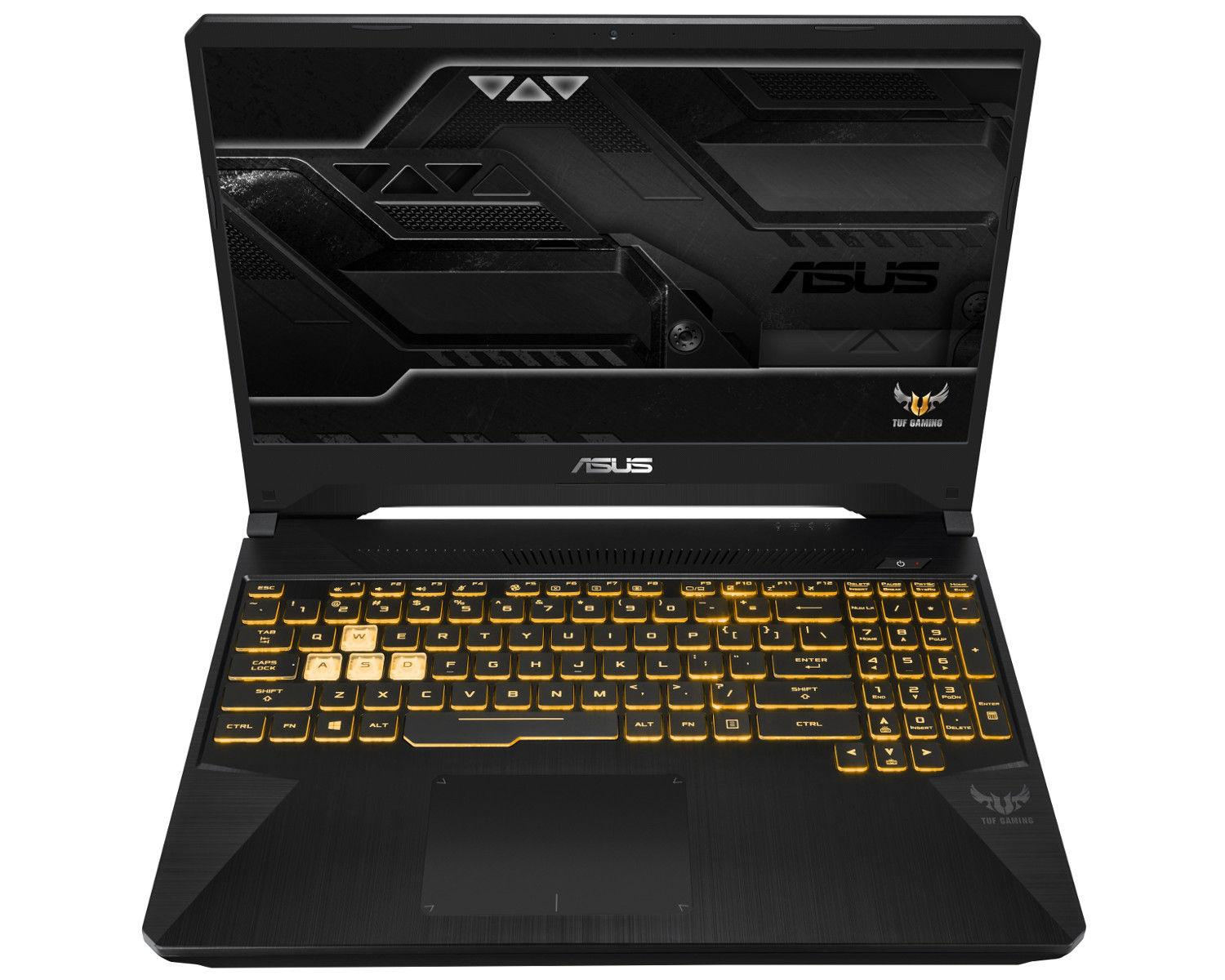 Ordinateur portable Asus TUF 565GE-AL352 Noir/Gold - IPS 120Hz, GTX 1050 Ti, Sans Windows - photo 6
