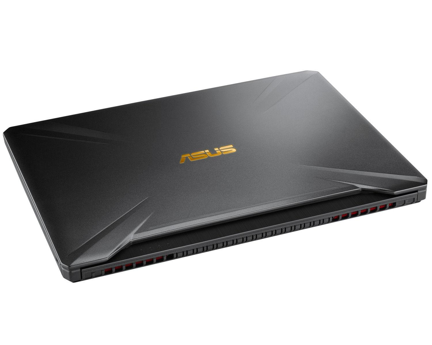 Ordinateur portable Asus TUF 565GE-AL352 Noir/Gold - IPS 120Hz, GTX 1050 Ti, Sans Windows - photo 7