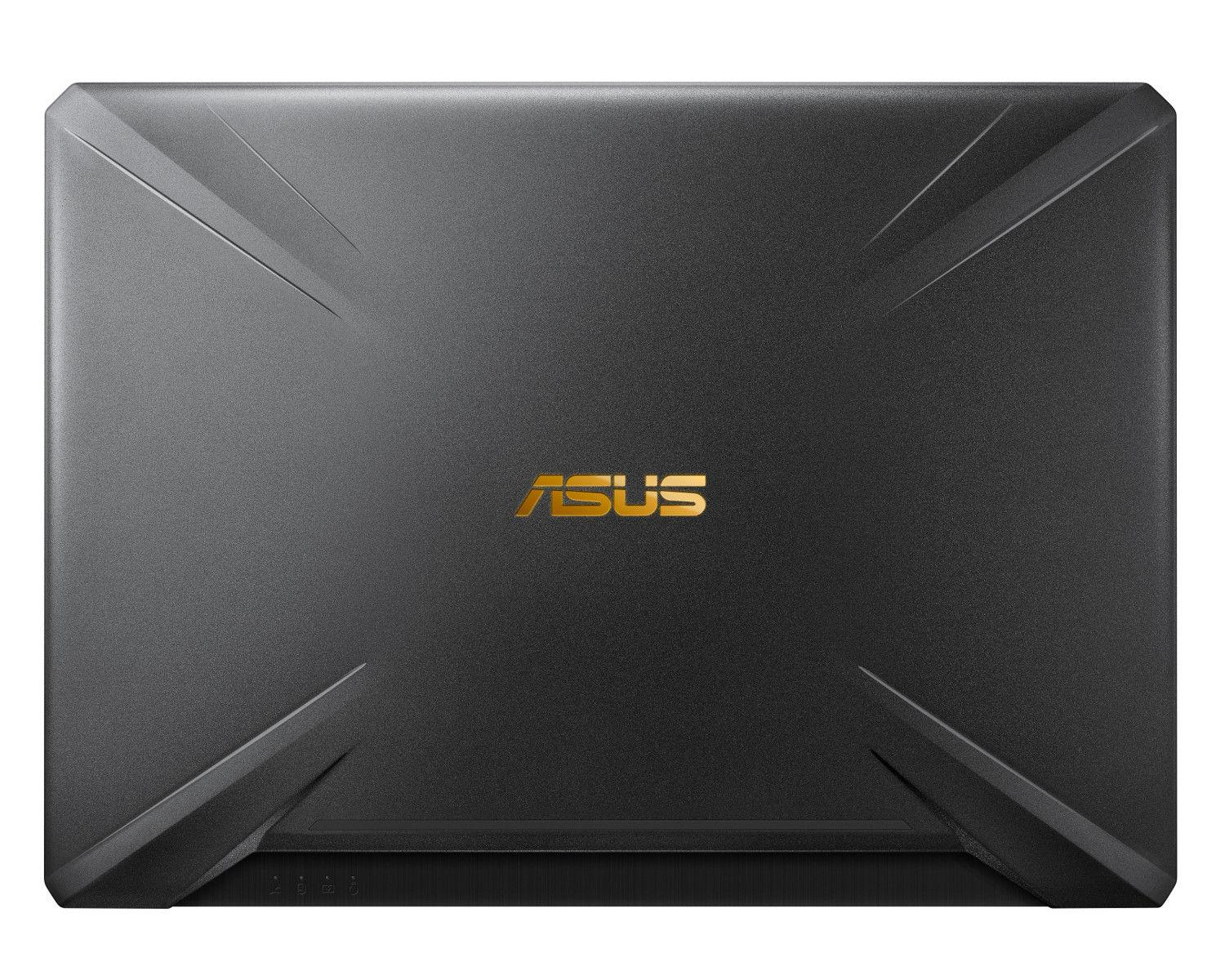 Ordinateur portable Asus TUF 565GE-AL352 Noir/Gold - IPS 120Hz, GTX 1050 Ti, Sans Windows - photo 8