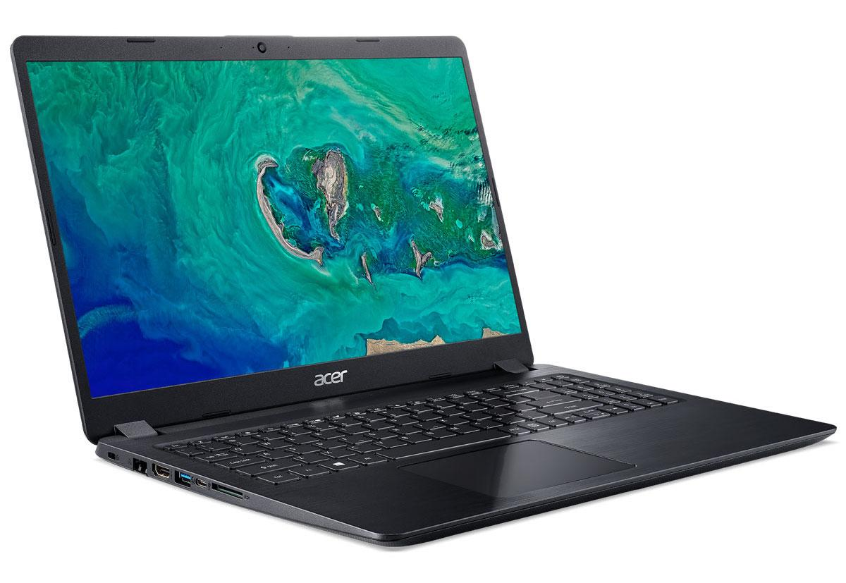 Image du PC portable Acer Aspire 5 A515-52G-595Y Noir - Whiskey Lake, MX150