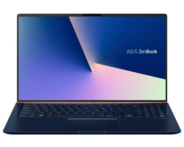 Image du PC portable Asus ZenBook UX533FD-A9043T Bleu - Whiskey Lake, GTX 1050