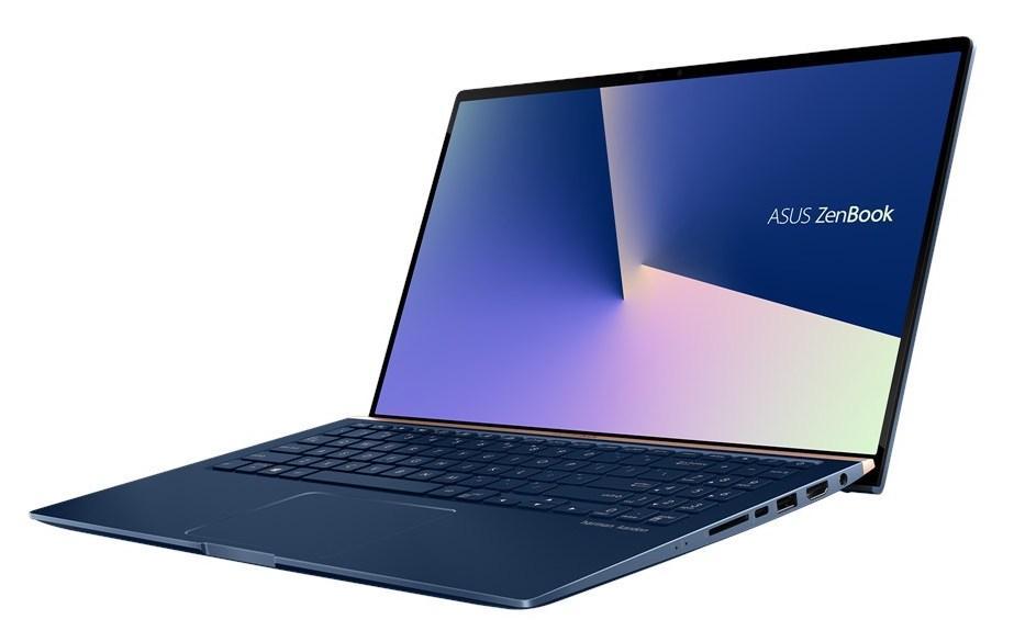 Ordinateur portable Asus ZenBook UX533FD-A9043T Bleu - Whiskey Lake, GTX 1050 - photo 3