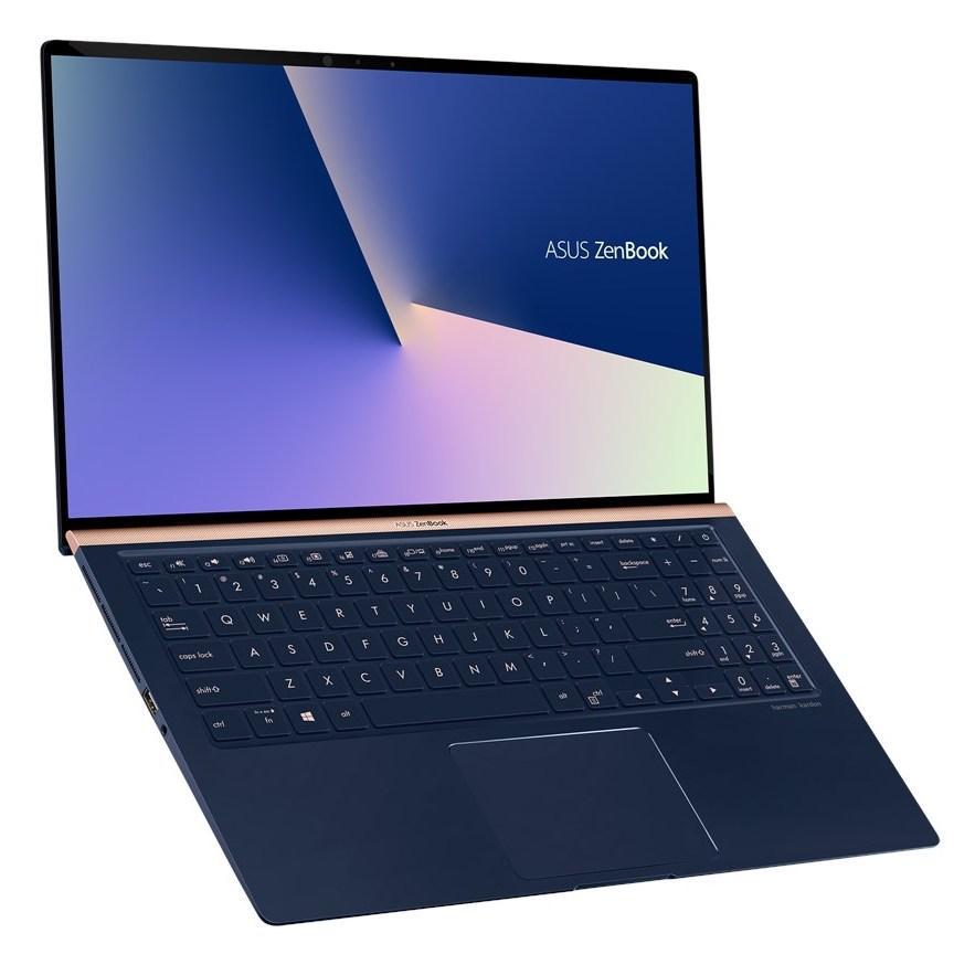 Ordinateur portable Asus ZenBook UX533FD-A9043T Bleu - Whiskey Lake, GTX 1050 - photo 4