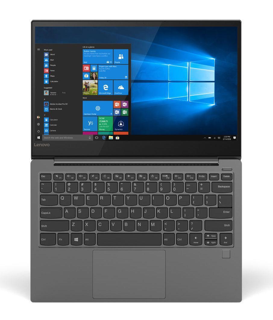 Ordinateur portable Lenovo Yoga S730-13IWL (81J0001RFR) Gris - photo 4