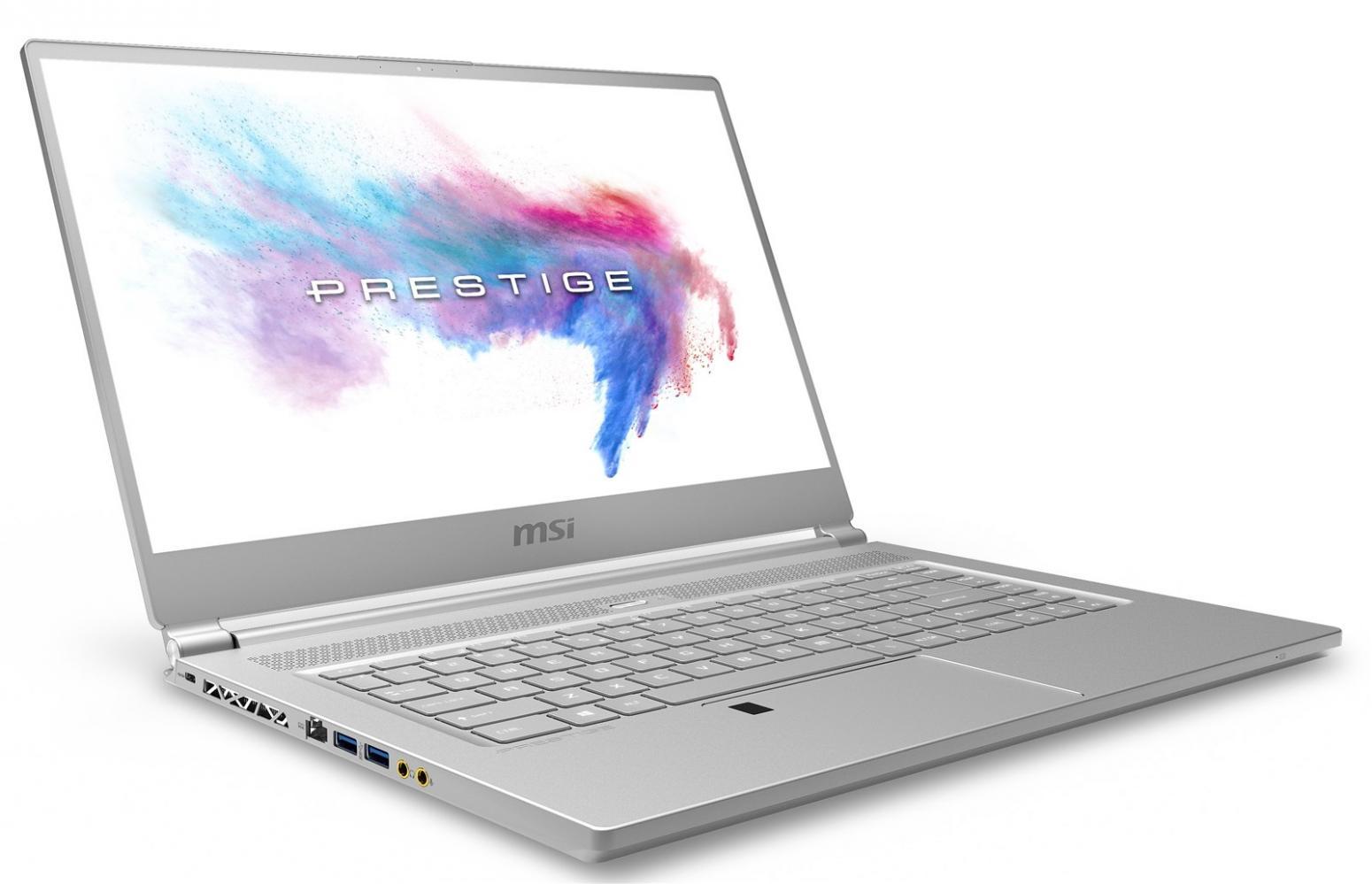 Image du PC portable MSI P65 9SD-1041FR Creator - GTX 1660 Ti