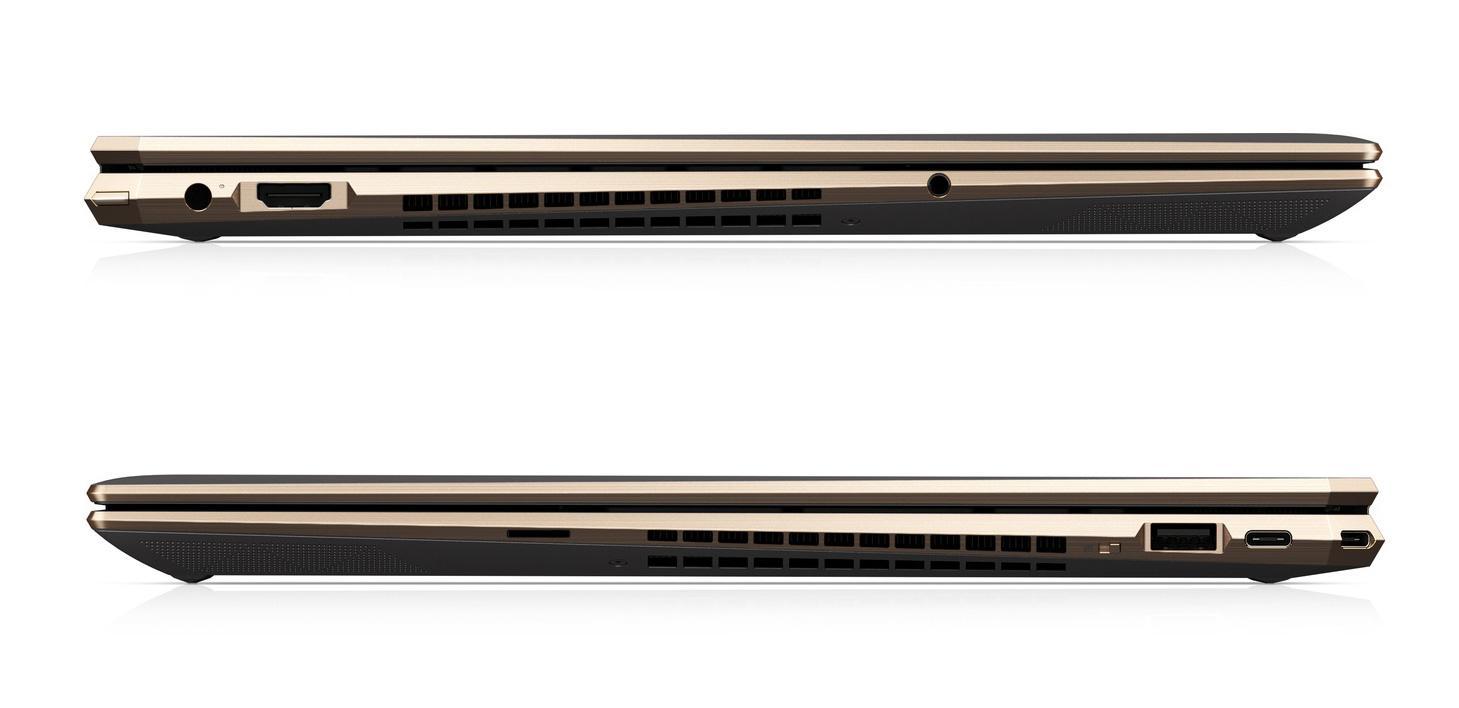 Ordinateur portable HP Spectre x360 15-df0005nf Cendre 4K Tactile - Hexa Core GTX 1050 Ti - photo 8