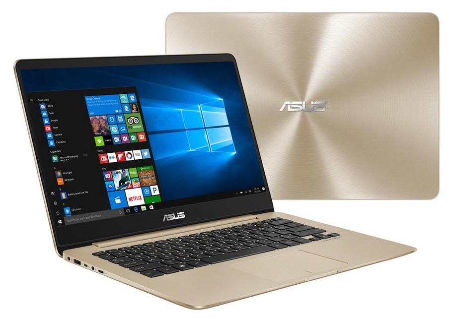 Ordinateur portable Asus ZenBook UX430UA-GV371T Or - photo 1