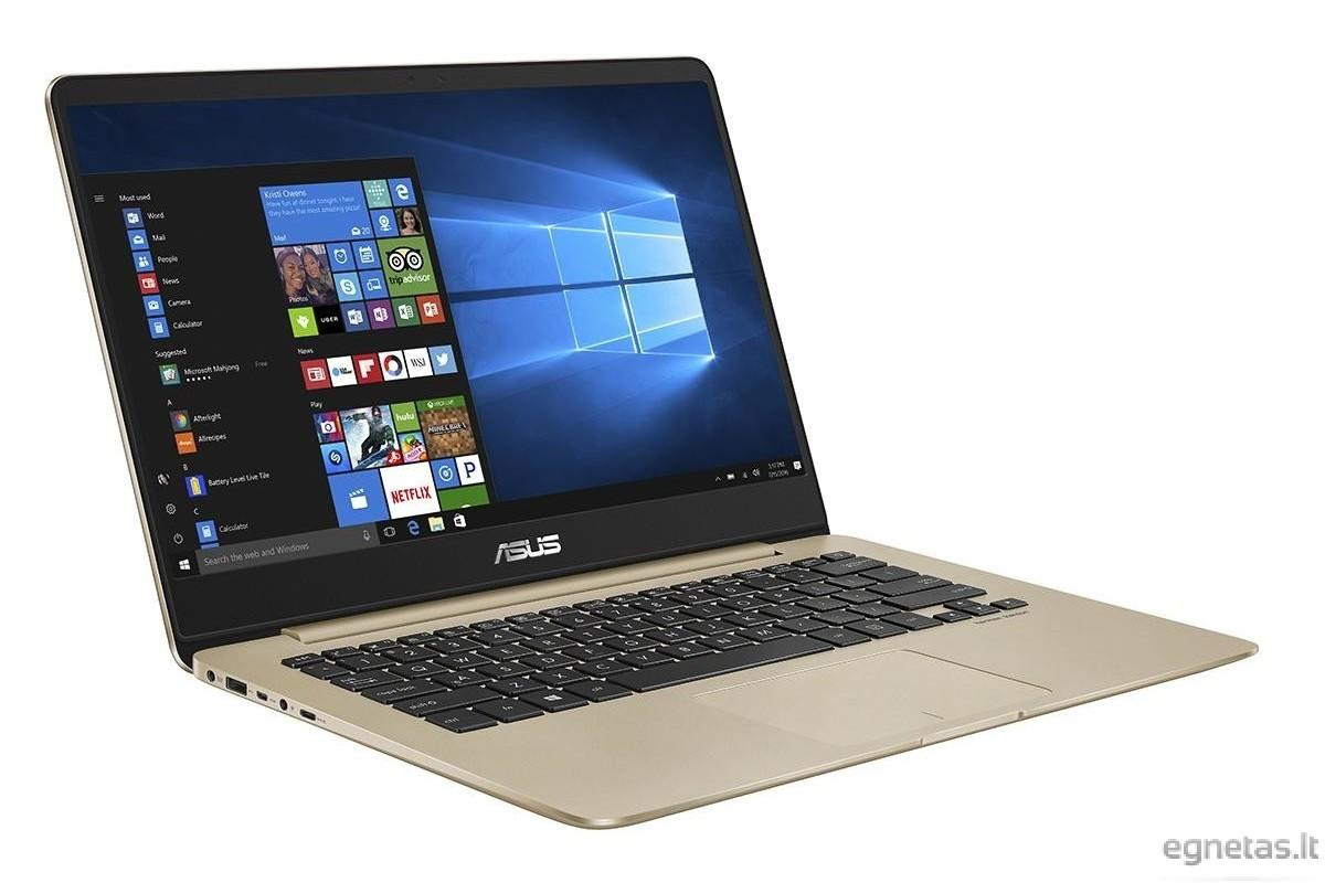 Ordinateur portable Asus ZenBook UX430UA-GV371T Or - photo 4