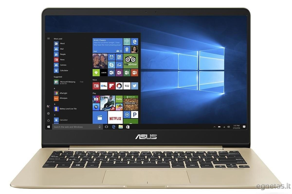 Ordinateur portable Asus ZenBook UX430UA-GV371T Or - photo 5
