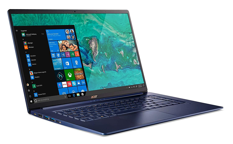 Ordinateur portable Acer Swift 5 SF515-51T-55ZM Bleu Tactile - photo 3