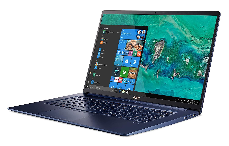 Ordinateur portable Acer Swift 5 SF515-51T-55ZM Bleu Tactile - photo 4