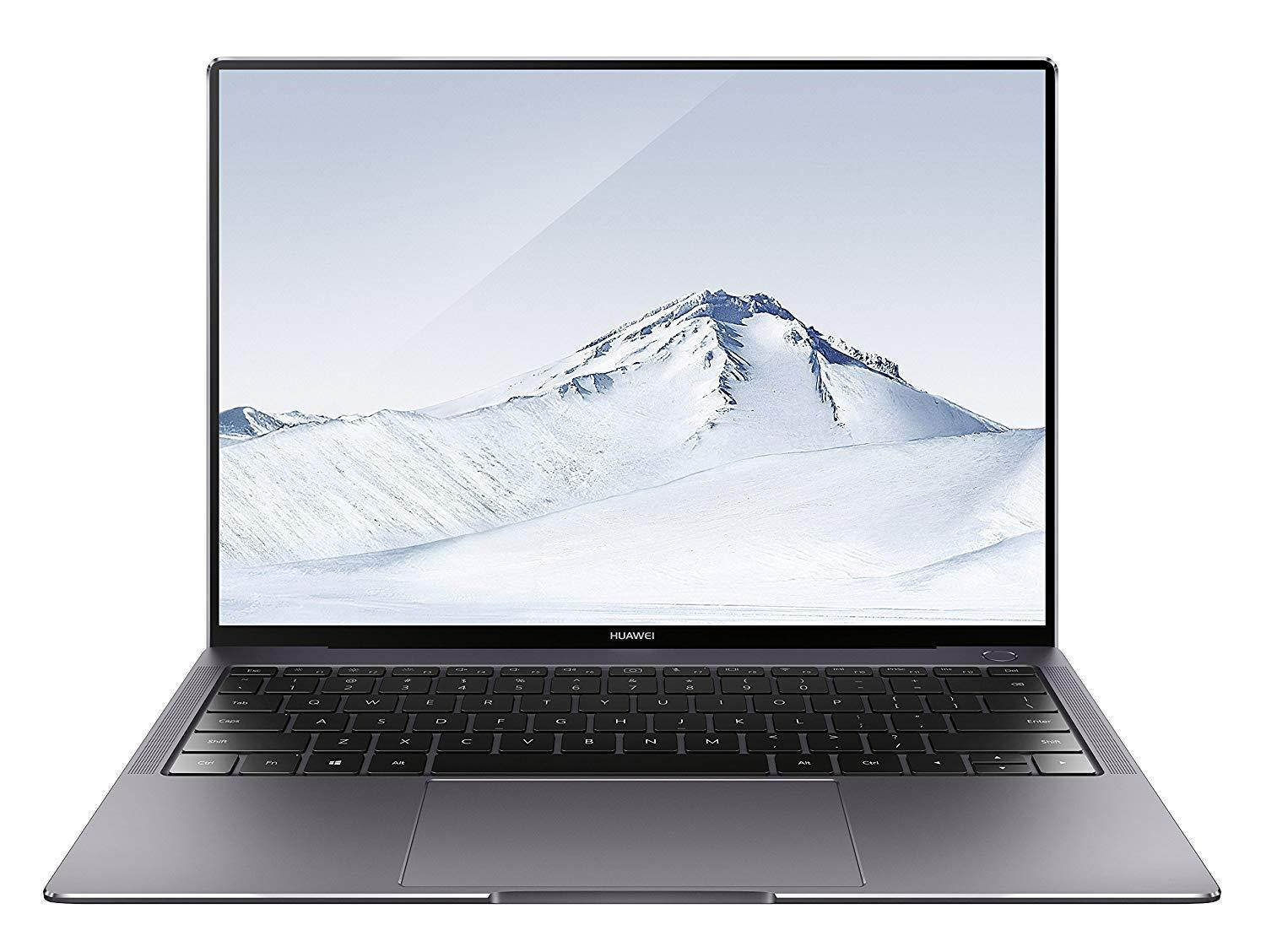 Image du PC portable Huawei MateBook X Pro Core i7, 8 Go, 512 Go - Gris sideral