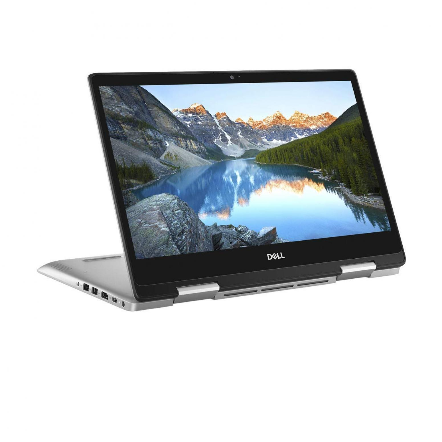 Ordinateur portable Dell Inspiron 14 5482 2-en-1 - SSD 256 Go, Core i3 Turbo Whiskey Lake - photo 2