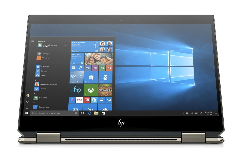 Ordinateur portable HP Spectre x360 13-ap0006nf Bleu fonce - photo 6
