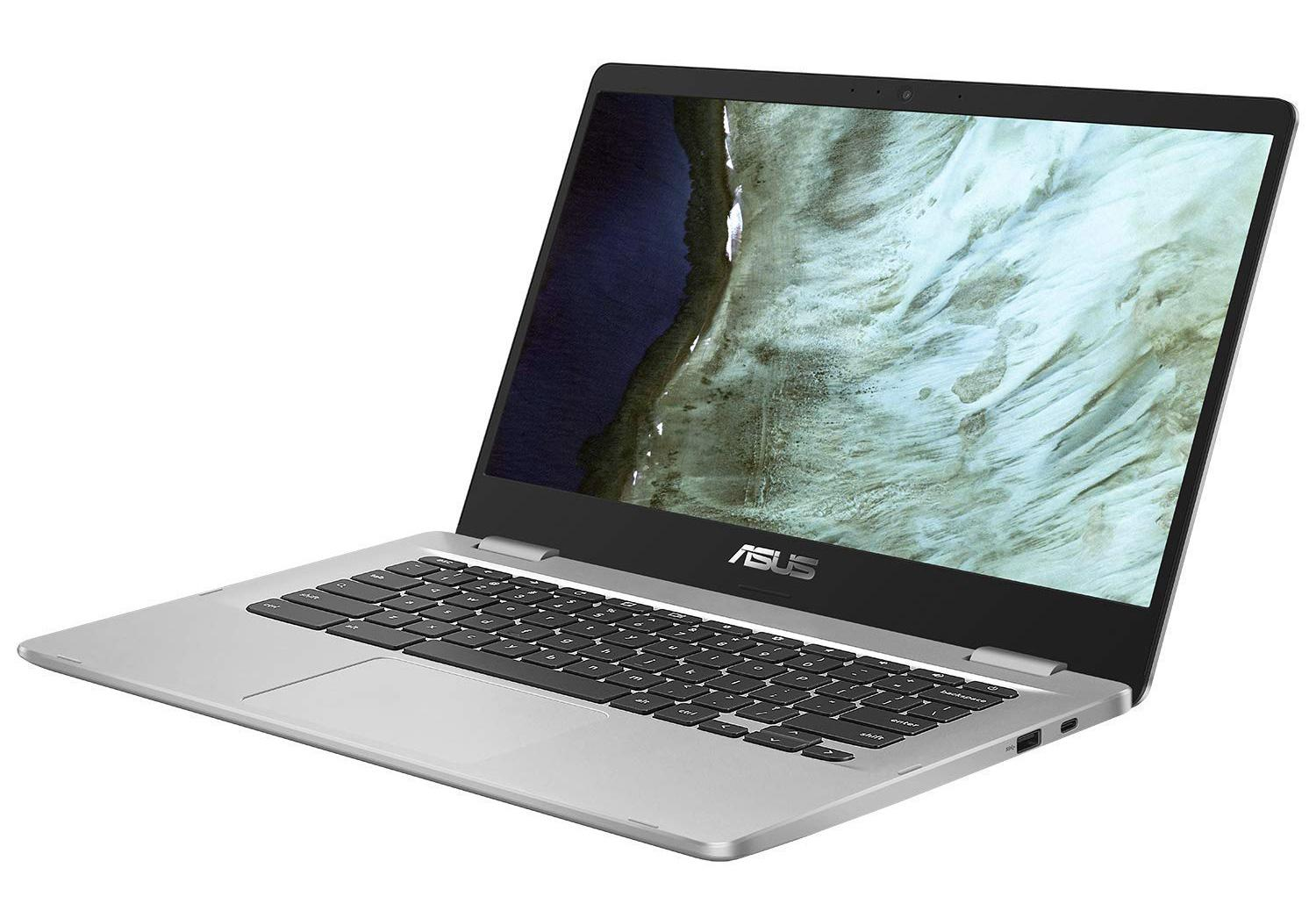 Ordinateur portable Asus Chromebook C423NA-BV0047 Argent - (Chrome OS) - photo 3