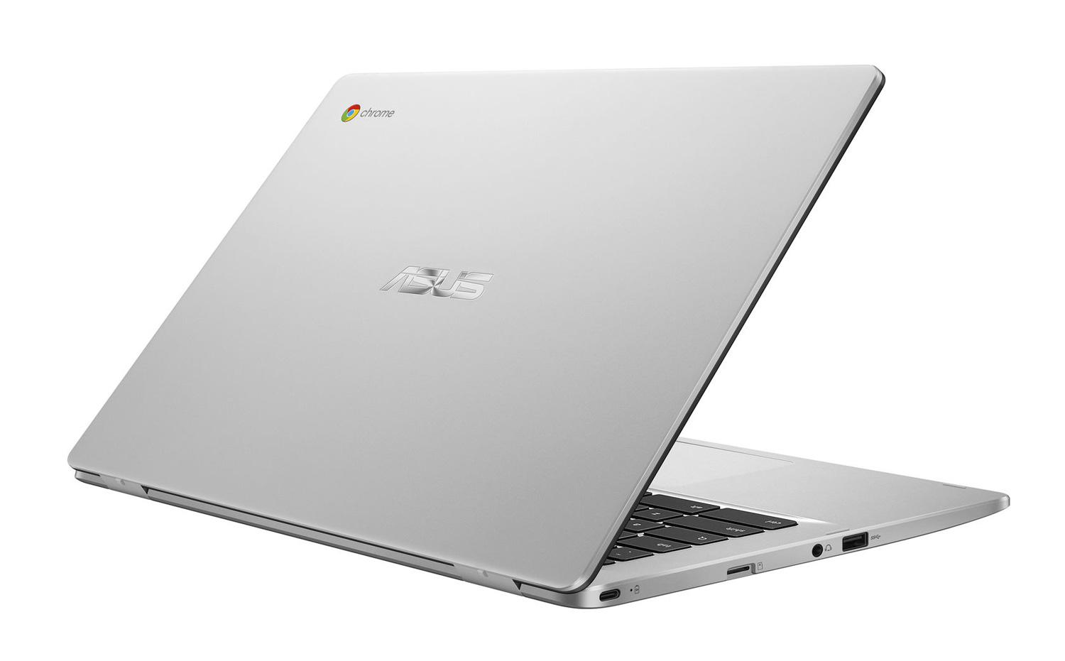 Ordinateur portable Asus Chromebook C423NA-BV0047 Argent - (Chrome OS) - photo 5
