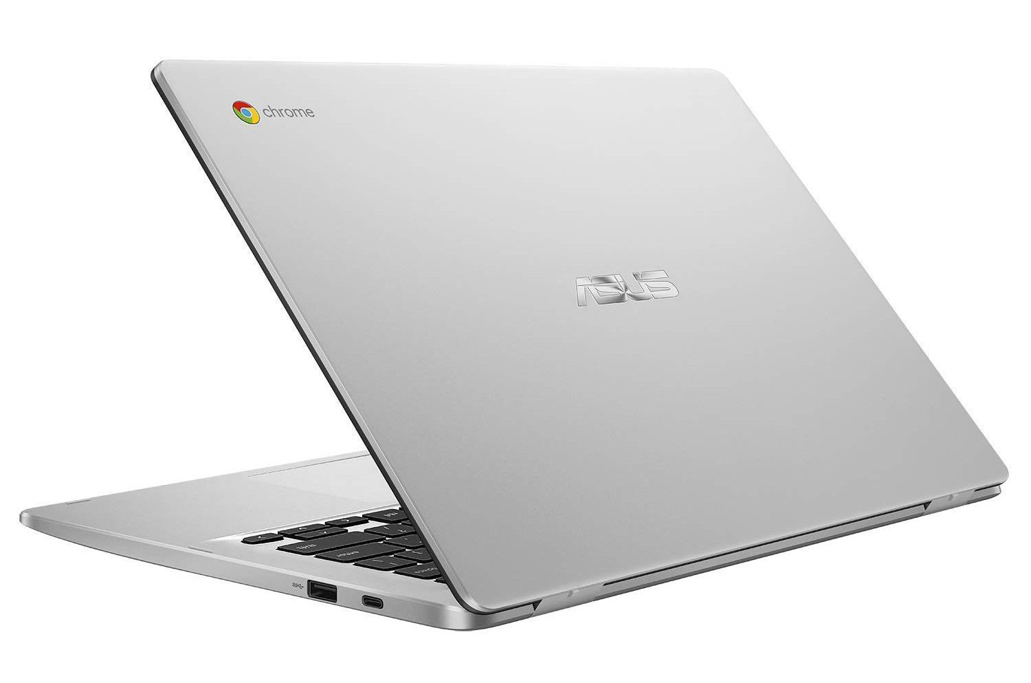 Ordinateur portable Asus Chromebook C423NA-BV0047 Argent - (Chrome OS) - photo 6