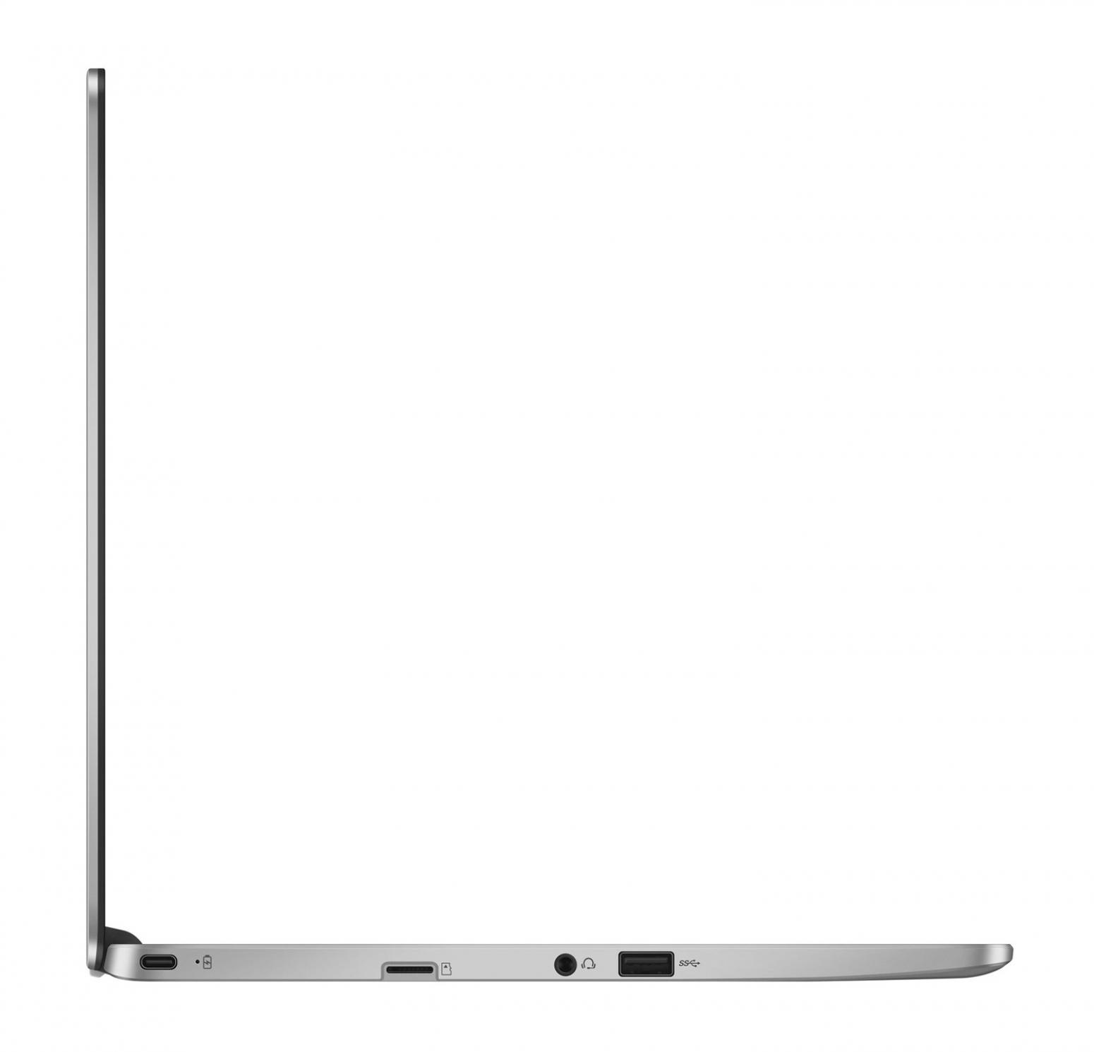 Ordinateur portable Asus Chromebook C423NA-BV0047 Argent - (Chrome OS) - photo 8