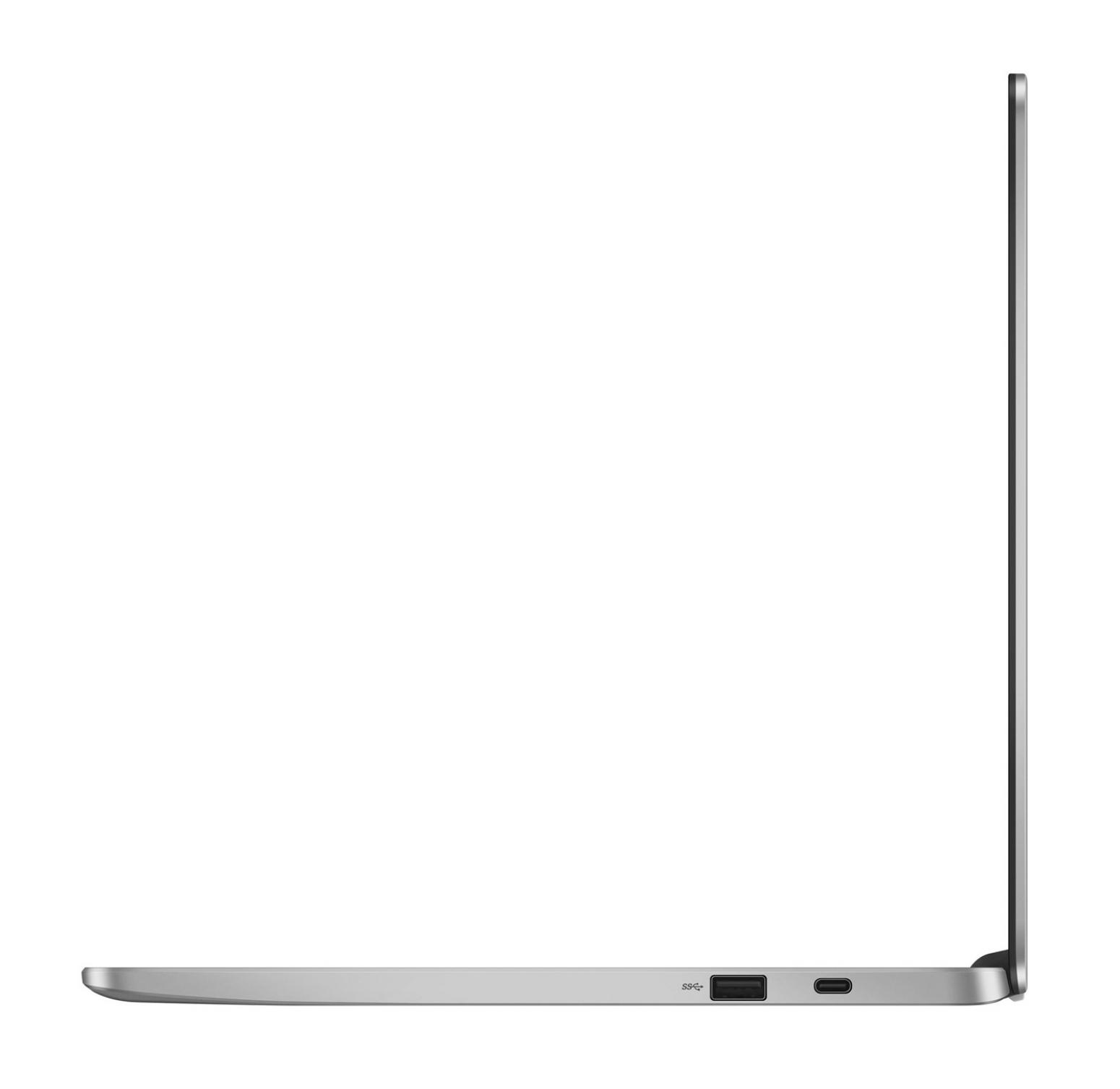 Ordinateur portable Asus Chromebook C423NA-BV0047 Argent - (Chrome OS) - photo 9