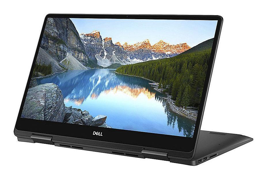 Ordinateur portable Dell Inspiron 15 7000 (7586) 2en1 Noir - 4K tactile, MX150 - photo 3