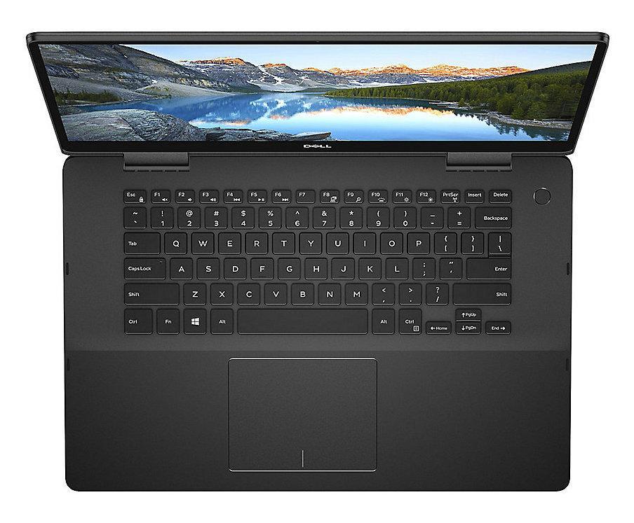 Ordinateur portable Dell Inspiron 15 7000 (7586) 2en1 Noir - 4K tactile, MX150 - photo 5