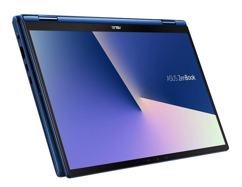Ordinateur portable Asus ZenBook Flip UX362FA-EL020T Bleu - NumPad - photo 4