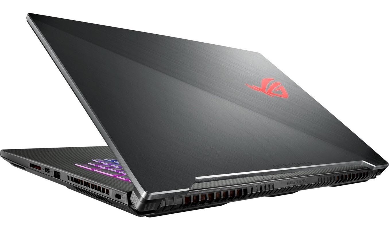 Ordinateur portable Asus ROG Scar ll G715GW-EV001T - RTX 2070 Turing, 144Hz - photo 4
