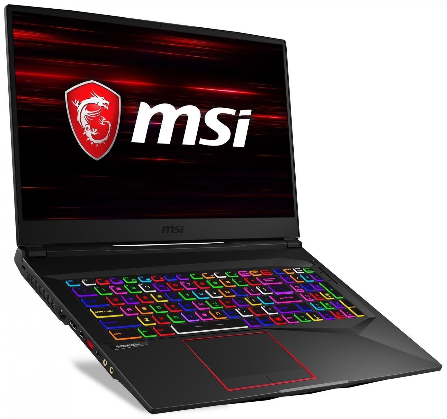 Image du PC portable MSI GE75 8SG-059FR Raider - RTX 2080, 144Hz