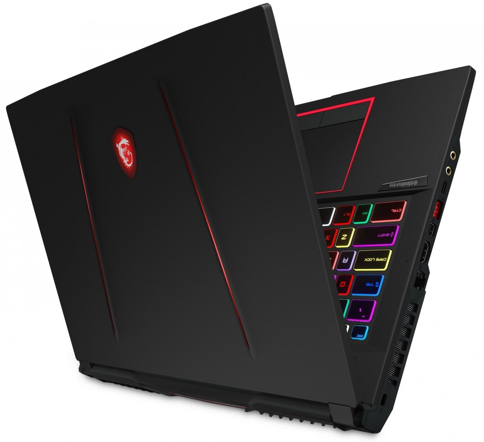 Ordinateur portable MSI GE75 8SG-059FR Raider - RTX 2080, 144Hz - photo 9