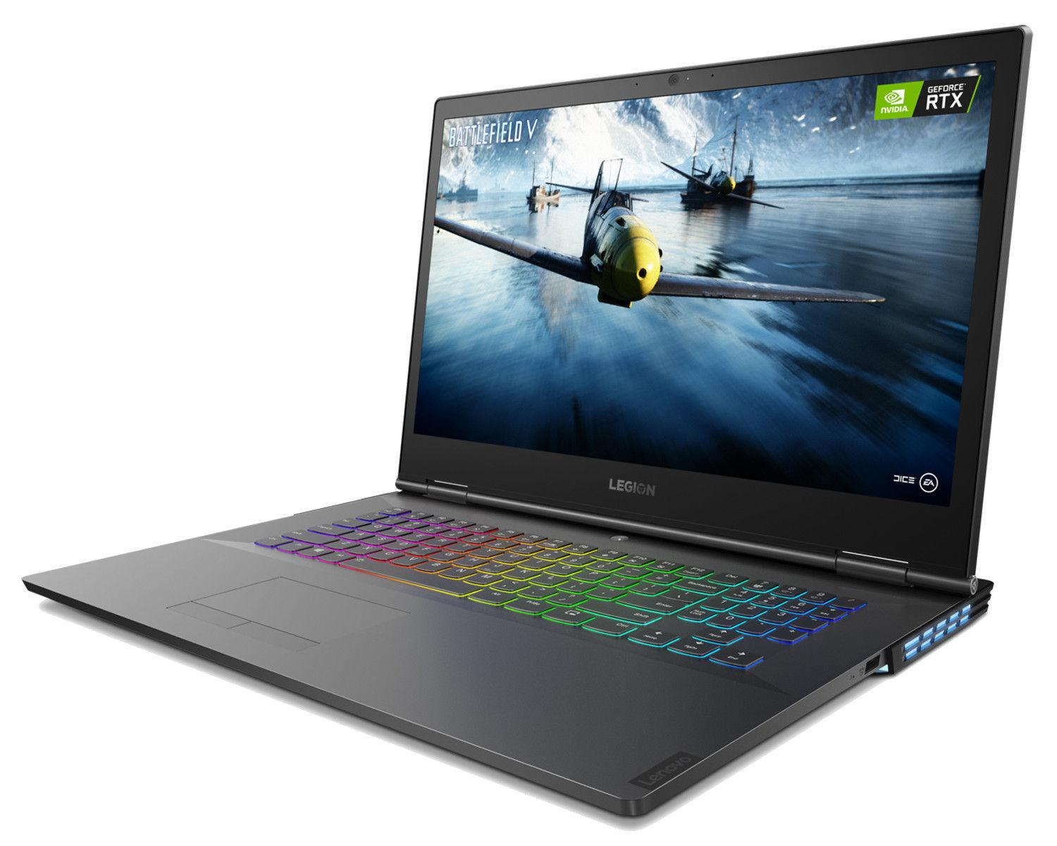 Ordinateur portable Lenovo Legion Y740-17ICH (81HH0014FR) - RTX 2080, IPS 144Hz - photo 6