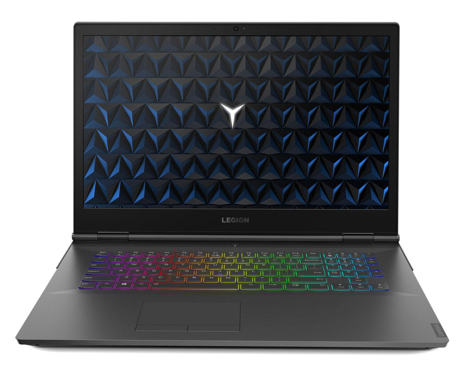 Ordinateur portable Lenovo Legion Y740-17ICH (81HH0014FR) - RTX 2080, IPS 144Hz - photo 7