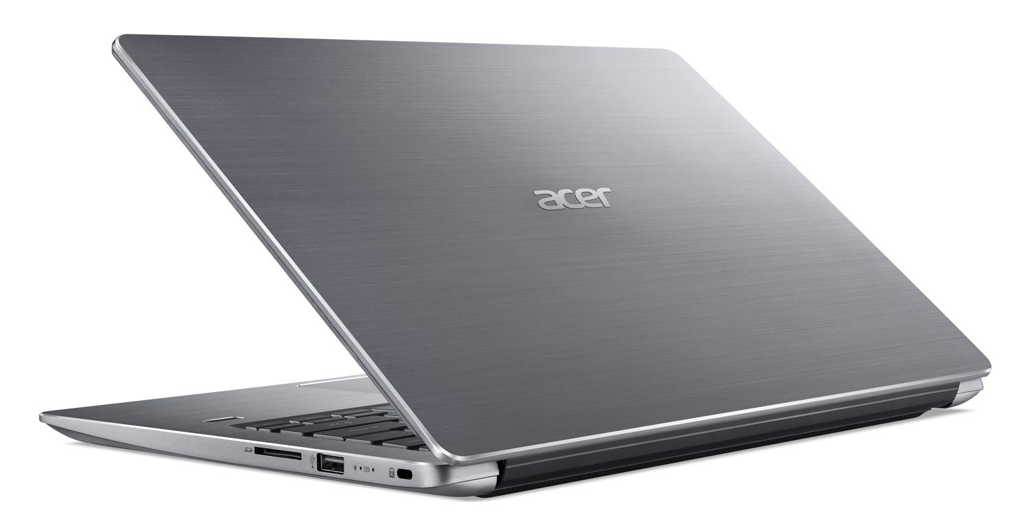 Ordinateur portable Acer Swift 3 SF314-56G-771Y Argent - Whiskey Lake  - photo 4