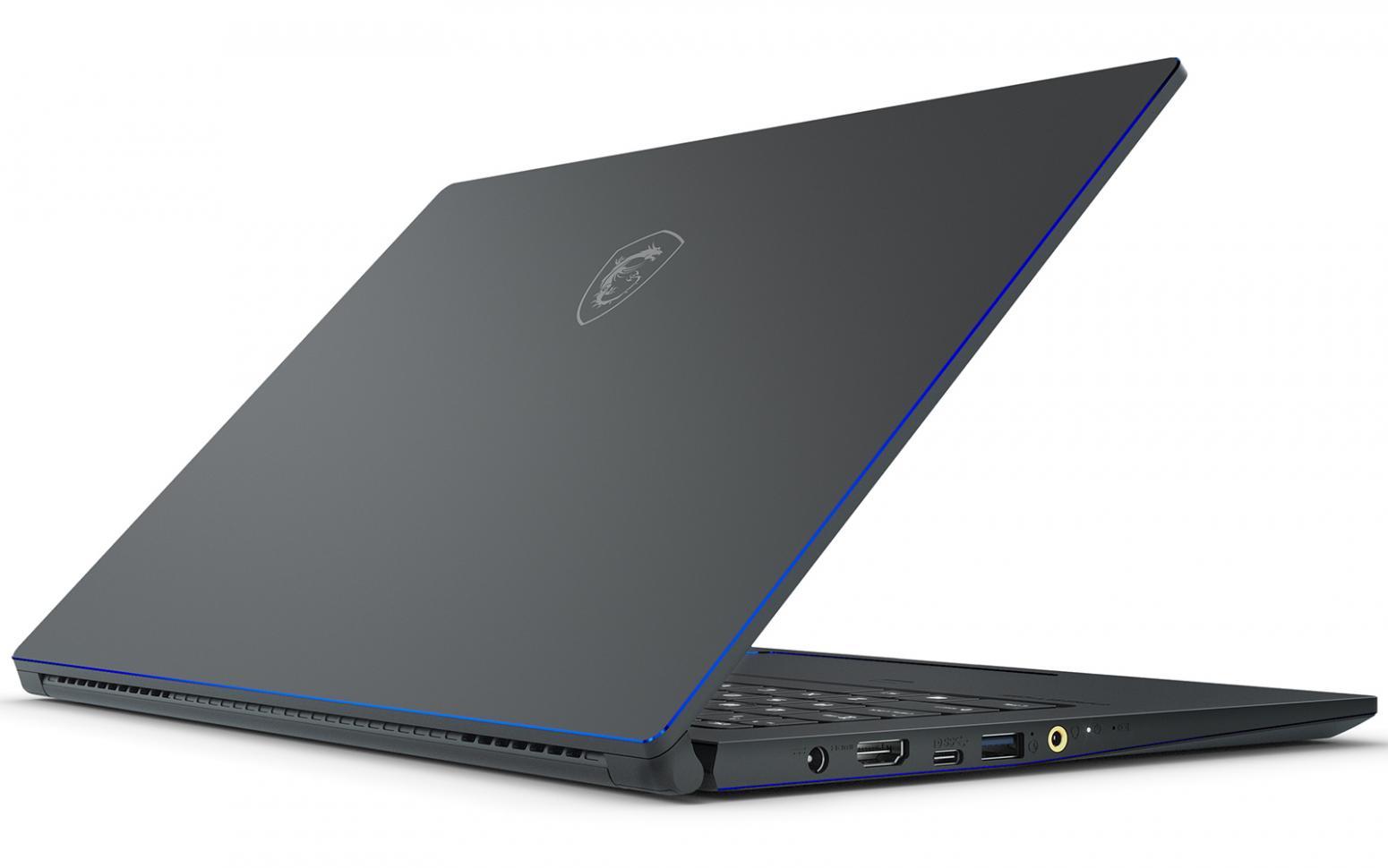 Ordinateur portable MSI PS63 8RDS-202FR Modern Gris Bleu - GTX 1050 Ti Max-Q - photo 4