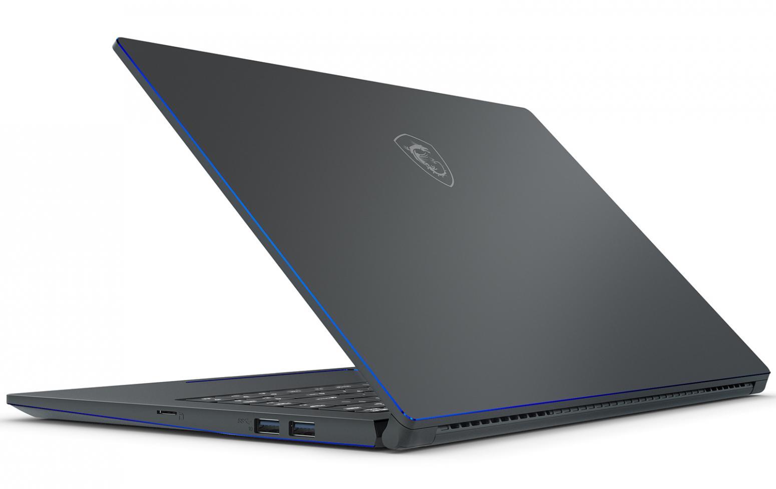 Ordinateur portable MSI PS63 8RDS-202FR Modern Gris Bleu - GTX 1050 Ti Max-Q - photo 5