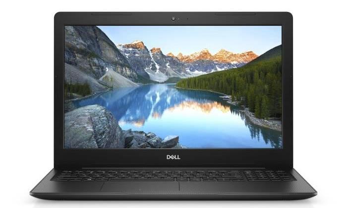 Image du PC portable Dell Inspiron 15 3583 Noir - Quad i5 Whiskey Lake, Radeon 520, SSD 256 Go