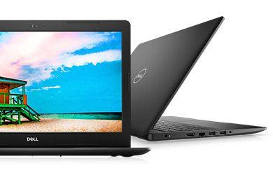 Ordinateur portable Dell Inspiron 15 3583 Noir - Quad i5 Whiskey Lake, Radeon 520, SSD 256 Go - photo 6