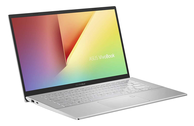 Image du PC portable Asus VivoBook S412DA-EK005T Argent - AMD Ryzen, NumPad