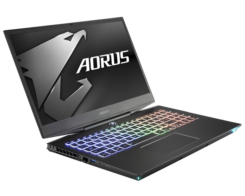Ordinateur portable Aorus 15 W9-7FR0252W - GeForce RTX 2060, 144Hz, SSD 512 Go + 2 To - photo 3