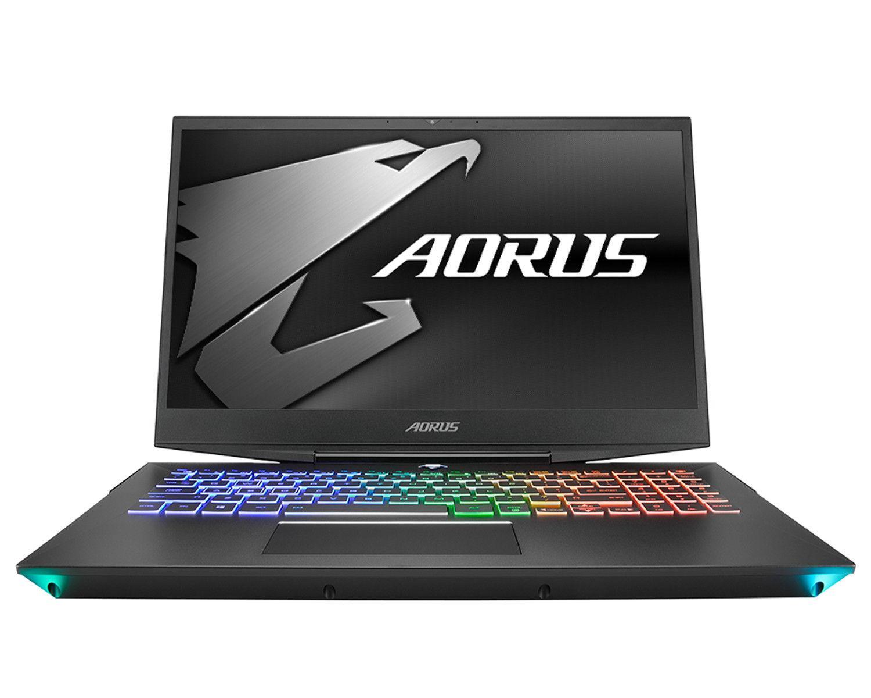Ordinateur portable Aorus 15 W9-7FR0252W - GeForce RTX 2060, 144Hz, SSD 512 Go + 2 To - photo 4