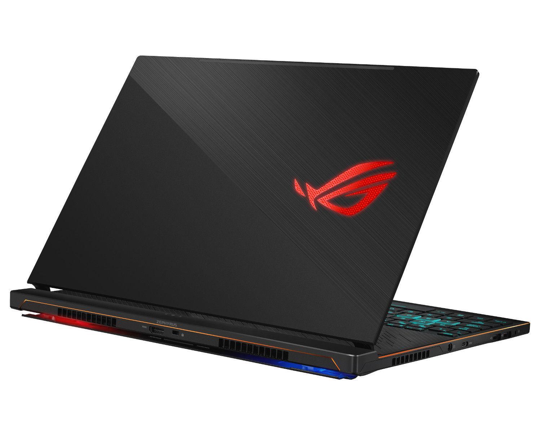 Image du PC portable Asus ROG Zephyrus S GX535GW-ES027T - RTX 2070, IPS 144Hz Pantone