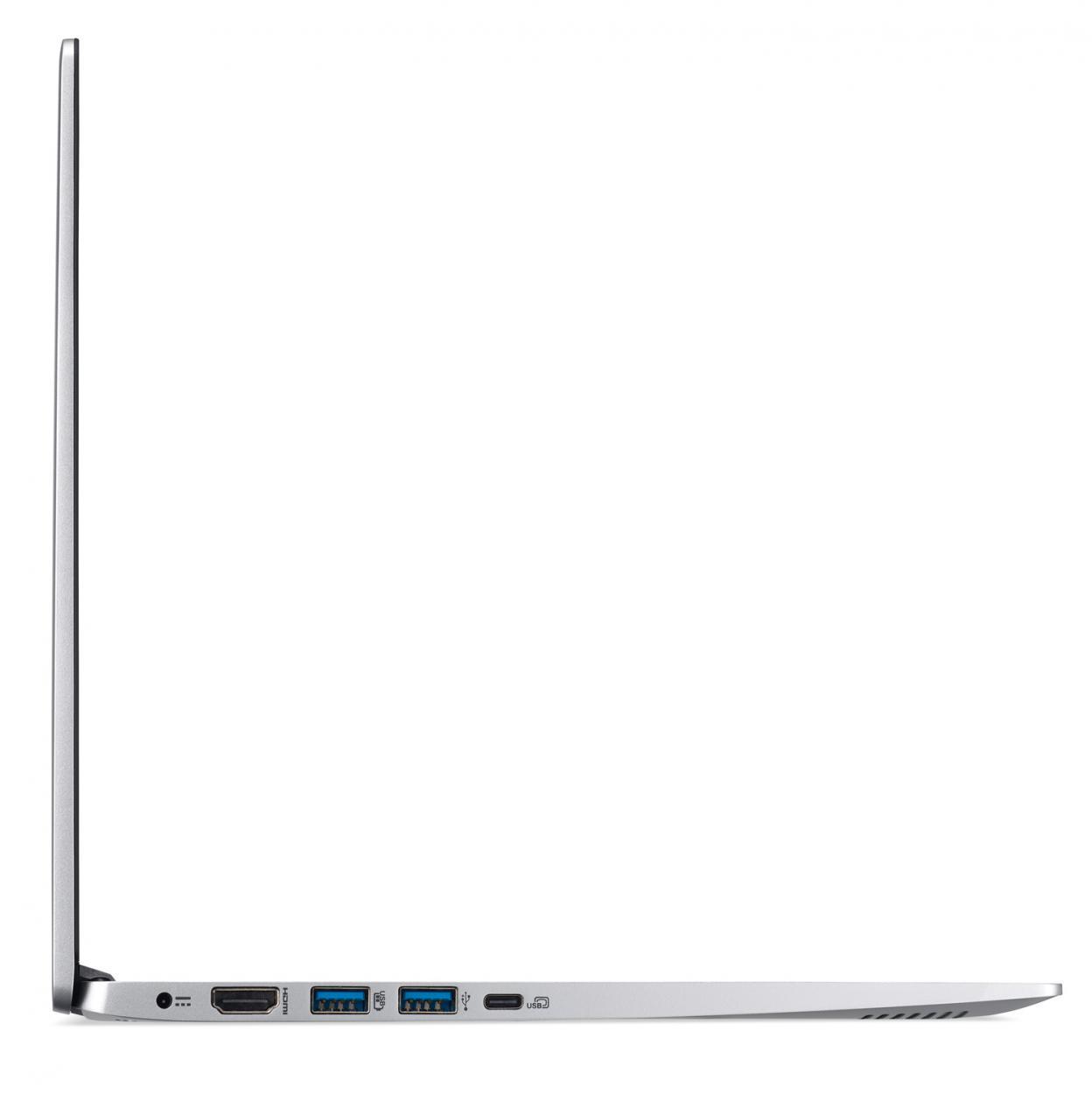 Ordinateur portable Acer Swift 5 SF515-51T-54AF Argent Tactile - photo 6