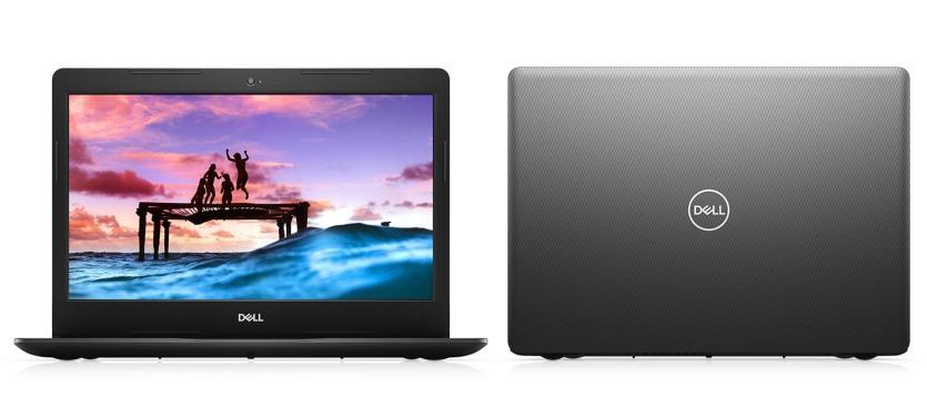 Image du PC portable Dell Inspiron 14 3480 Noir - SSD 256 Go, Whiskey Lake Quad i5
