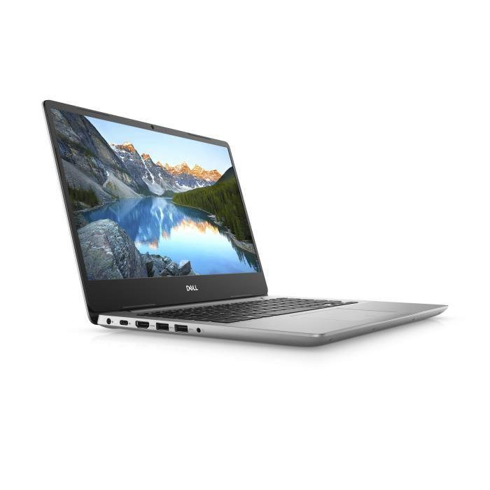 Ordinateur portable Dell Inspiron 14 5480 Argent - MX150, SSD 128 Go + 1 To, Whiskey Lake Quad i7 - photo 6