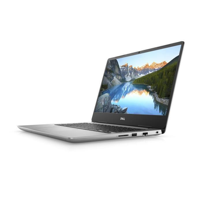 Ordinateur portable Dell Inspiron 14 5480 Argent - MX150, SSD 128 Go + 1 To, Whiskey Lake Quad i7 - photo 7